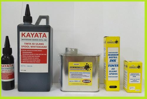 Pabrik Produsen Tinta Spidol whiteboard refill murah berkualitas