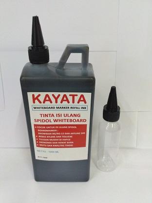 Tinta Spidol whiteboard isi ulang berkualitas 1 liter