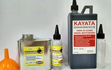Tinta spidol whiteboard kemasan besar literan Summerson dan Kayata
