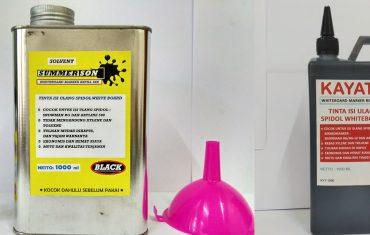 Summerson KAYATA -1 liter-Pertanyaan Umum Sekitar Tinta isi ulang spidol